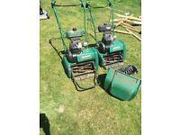 2X Lawnmower