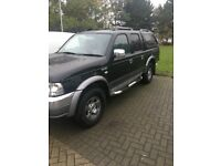 GREAT Ford Ranger 56reg (best looking out there) WILDTRACK limited edition NO VAT