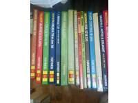 Job lot of Haynes Manuals, many quite rare