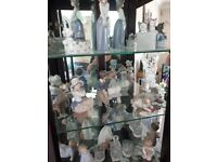 A SElECTION OF NAIO FIGURINES APROX 13