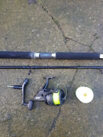 Fishing Rod & Reel Never Used