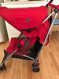 MACLAREN Globetrotter Stroller + Sunshade