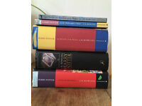 Fiction books for sale including Harry Potter, Stephen King, Naruto and World War Z