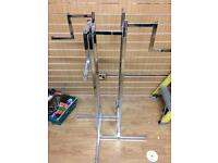 £30 EACH 4 ARM SHOP RAILS
