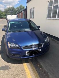 Ford Focus 57plate great condition drives perfect mot 24 August 82k on clock first to see will buy