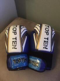 Top ten kickboxing gloves