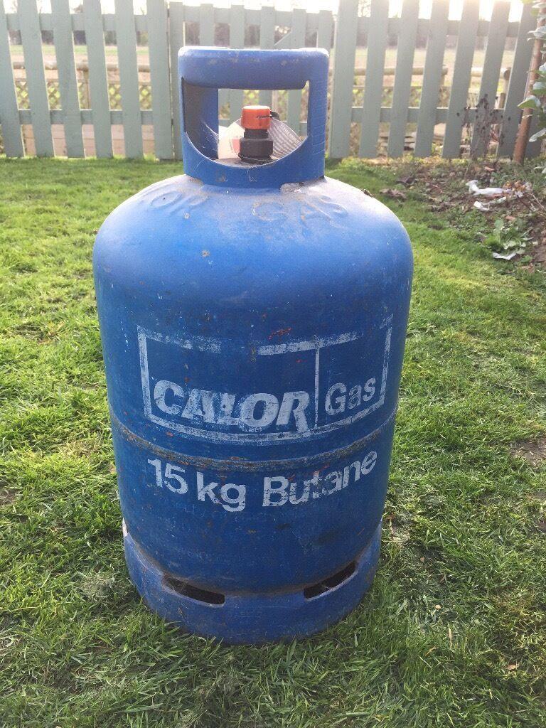 Calor gas bottle 15kg   in Brampton, Cambridgeshire   Gumtree