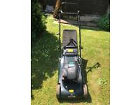 Hayter 41 spirit push petrol mower