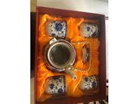 NEW CHINA TEA SET