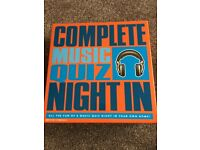 Board game-Complete Music Quiz Night In