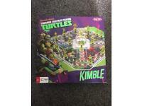 Teenage Mutant Ninja Turtles Kimble game