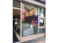 KEBABISH TAKE AWAY AND RESTAURANT FOR SALE