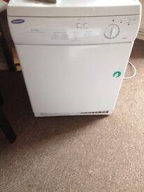 Hotpoint ultima condenser dryer perfect condition 7kg drum