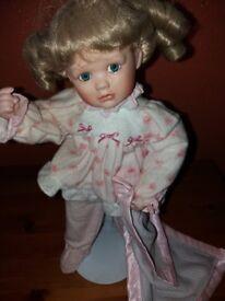 Ason drake doll