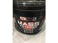 NAPA mass extreme vanilla flavour supplement protein shake