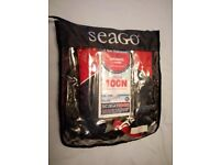 Children's Lifejacket : Seago 150N Auto Inflate Life Jacket and Harness Child/Junior (EN 396)