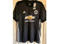 Official Manchester United Away Shirt 17/18 Pogba
