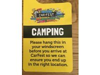 Carfest North Tickets incl Camping