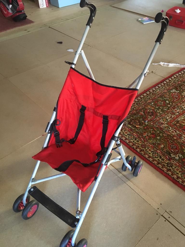Child's stroller