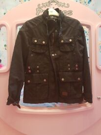 Size 8 black jacket