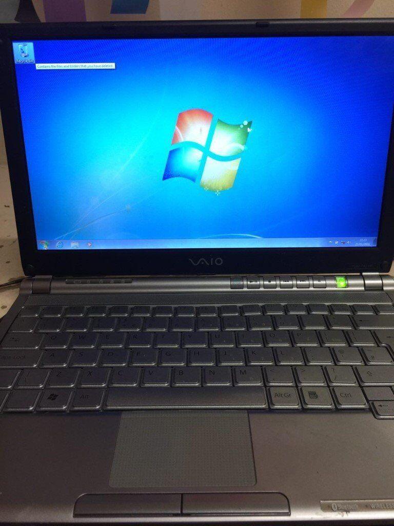 sony vaio laptop. sony vaio laptop-windows 7-11.2 inch screen-office 2013-excellent condition sony vaio laptop