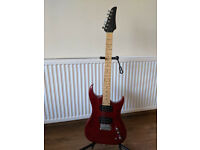 Electric guitar Ibanez JS100 copy