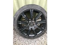 Range Rover vogue alloy wheel