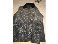 Mens two tone rare Barbour jacket size M