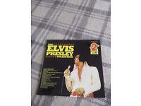 4 Elvis Presley LPs £20