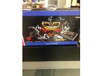 Mad cats ltd edition street fighter 5 fight stick for ps4