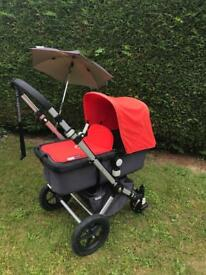 Bugaboo Cameleon 2 With Lots Of Accessories