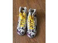 Diesel woman's trainers size 6