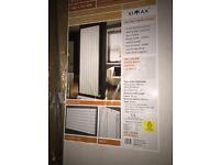 brand new 1800x595 mm vertirad duplex white panel XIMAX radiator