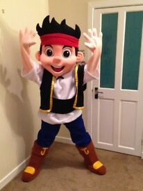 Jake the Pirate Adult look-a-like costume