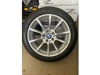 Winter wheels and tyres for BMW 5-Series 2010-2018