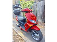 Peugeot speedfight 100cc £650