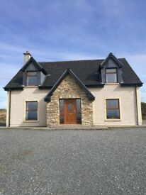 Donegal, Derrybeg holiday home to rent