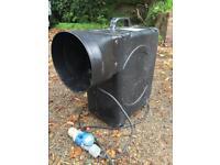 Gibbons 1.5hp Bouncy Castle Blower / Fan