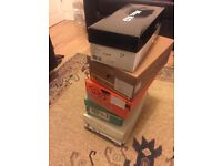 5 pairs of good quality shoes size 4 UK for sales