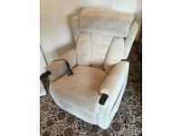 BARGAIN riser recliner chair - needs gone by this weekend