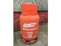 Empty 11kg Flo Gas Propane Bottle
