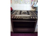 Flavel 90cms single cavity electric cooker