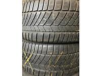 Tyres 245/45/18 run flat