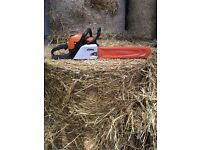 Stihl ms181 chainsaw !!