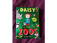 Daisy and the trouble with Zoos book
