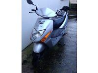 Honda 100cc Moped