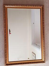 Gold Mirror -