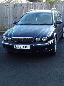 2006 Jaguar X-Type 2.2 Diesel SE Estate