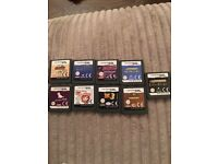 DS games/3DS games