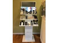 Mii Make Up Stand with Make up £200